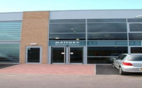 View of Matford Park Road Serviced Offices