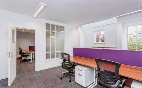 View of Spencer Street Serviced Offices