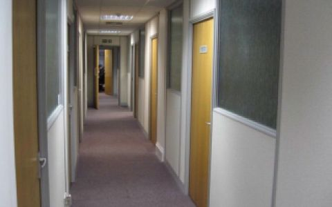 View of Cranbrook Road Serviced Offices