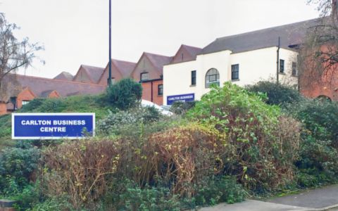 Serviced Offices Carlton, Nottinghamshire