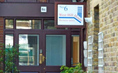 View of Swain's Lane Serviced Offices
