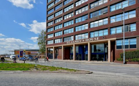 Serviced Offices Pendleton Way, Greater Manchester