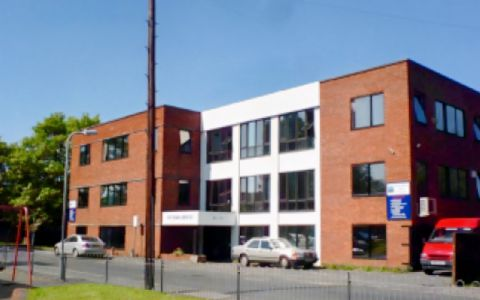 View of Desborough Street, HP11 2NF