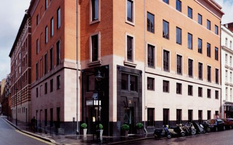 Serviced Offices Chandos Place, London West End