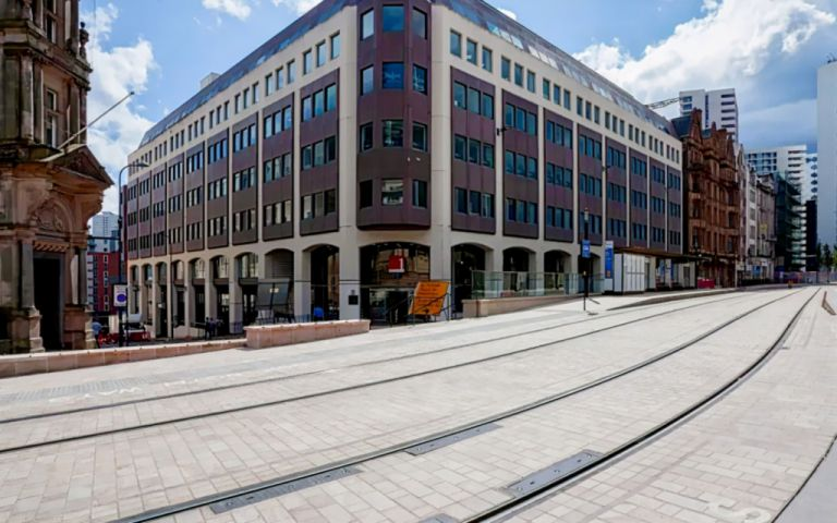 View of Victoria Square, B1 1BD