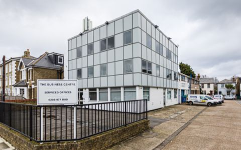 Serviced Offices Church Road, Middlesex