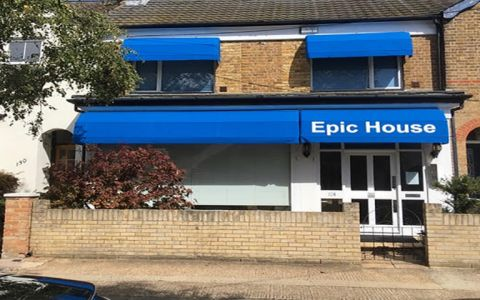 View of Fulwell Road Serviced Offices