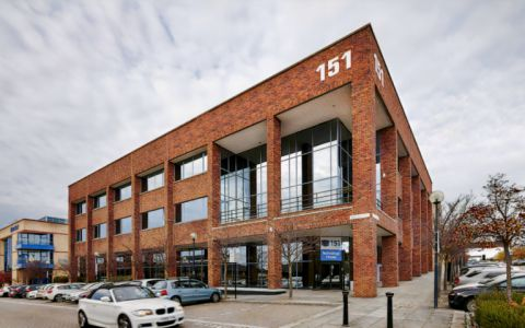 View of Silbury Boulevard Serviced Offices