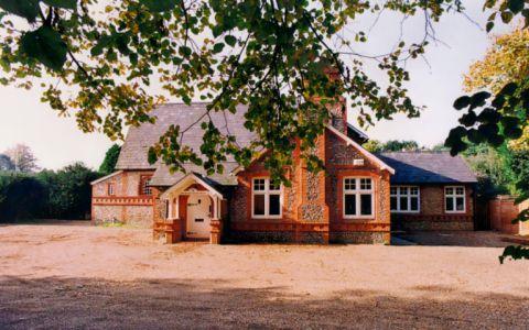 گرانترین خانه عکس گرانترین خانه عکس روستا East Horsley