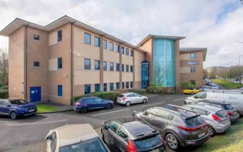 View of Malthouse Avenue Serviced Offices