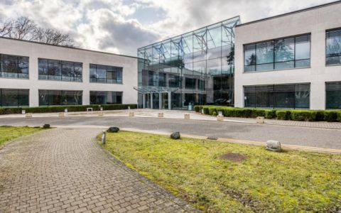View of Hillswood Business Park Serviced Offices