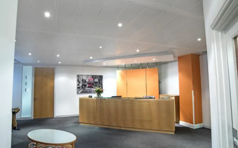 View of Lansdowne Road Serviced Offices