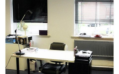 View of Rosemary Street Serviced Offices