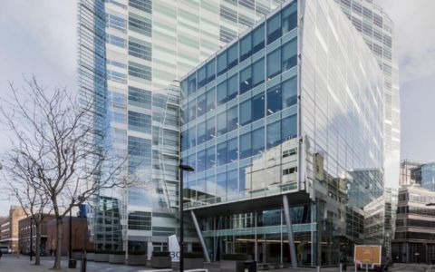 Serviced Offices Crown Place, London City