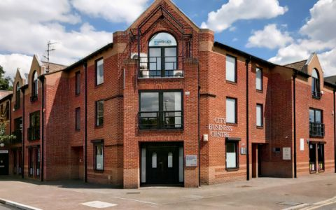 View of Lower Road Serviced Offices