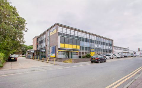 View of Greenhill Crescent Serviced Offices