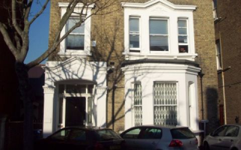 View of Disraeli Road, SW15 2DR