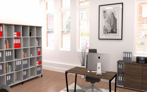 View of Canbury Park Road Serviced Offices