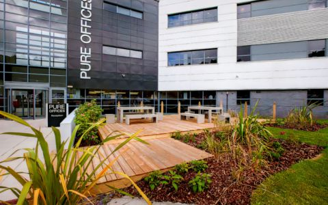 View of Sherwood Business Park Serviced Offices