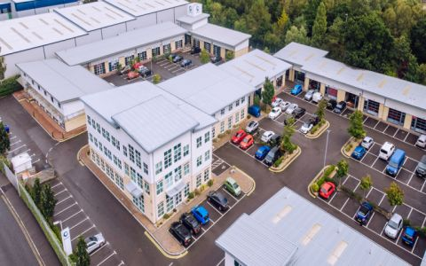 Serviced Offices Hollyrood Close, Dorset