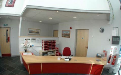 View of Milbourne Street Serviced Offices