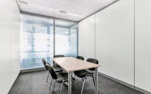 View of Canada Square Serviced Offices