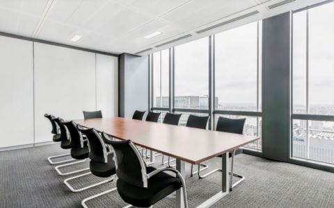 Serviced Offices in Canada Square, Docklands
