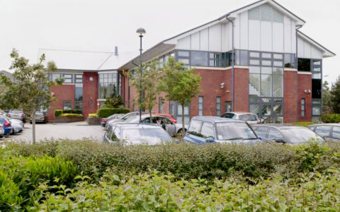 View of Bristol Business Park Serviced Offices