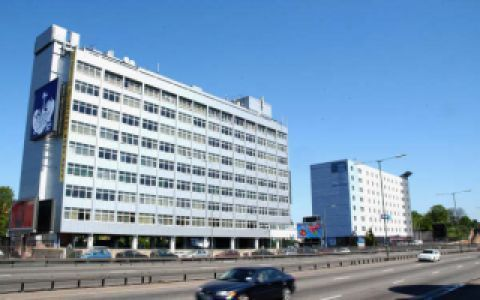 View of North Circular Road Serviced Offices