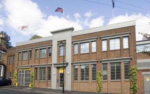 View of Tanfield Road Serviced Offices