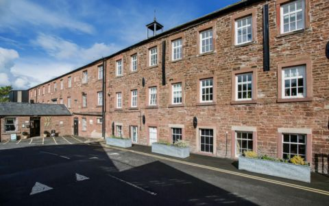 Serviced Offices Warwick Mill, Cumbria