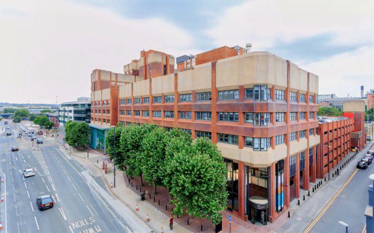 View of Wellington Street, LS1 1BA