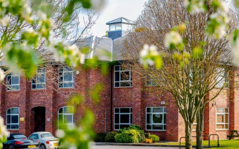 View of Bolesworth Estate Serviced Offices