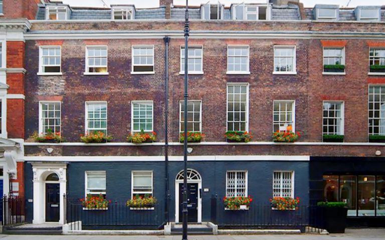 View of Percy Street, W1T 1DJ