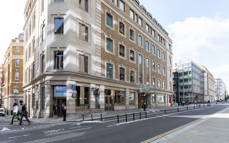 View of Cannon Street, EC4N 6NP