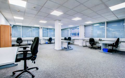 View of Dobson House Serviced Offices