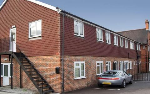 View of Vale Road Serviced Offices