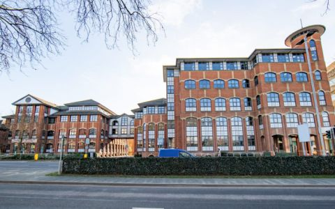 View of Stannard Place Serviced Offices