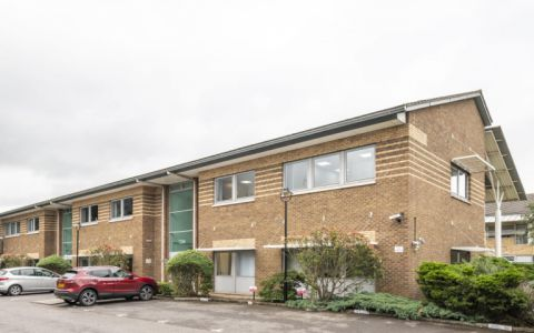 Serviced Offices Oxford Business Park North, Oxfordshire