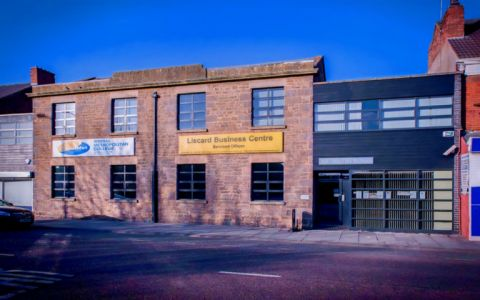 View of Liscard Road Serviced Offices