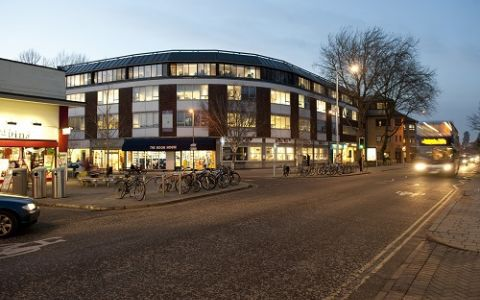 View of Banbury Road Serviced Offices