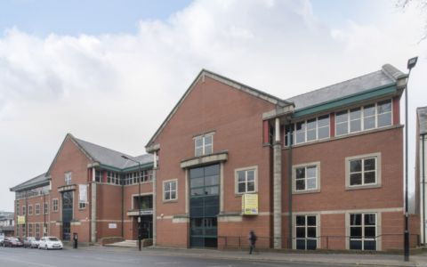 View of The Portergate Serviced Offices