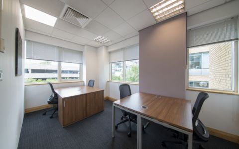 View of Highbridge Serviced Offices
