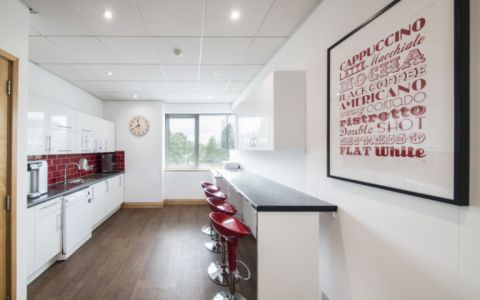 Highbridge, London West, UB8 1HR Office Sizes