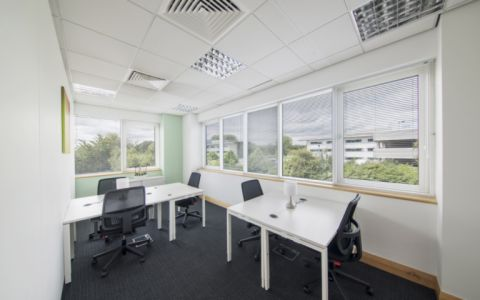Meeting room picture of London West, UB8 1HR offices