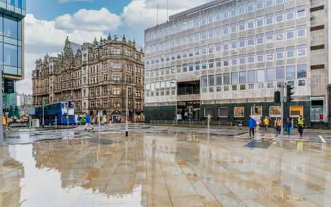 View of St Andrews Square Serviced Offices