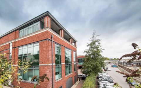 View of Farnham Road Serviced Offices