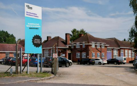 Serviced Offices Alexandra Road, Hertfordshire