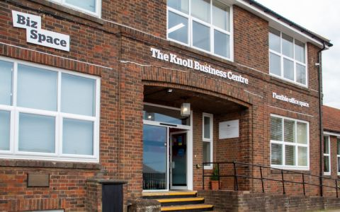 View of Old Shoreham Road Serviced Offices