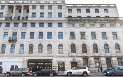 View of Duncannon Street Serviced Offices